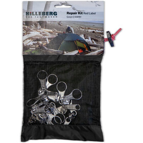 Hilleberg Repair Kit Red Label green